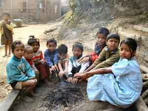 Bangladesh-amus-children