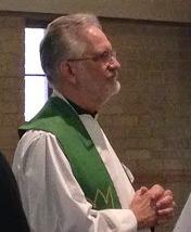 Very Reverend Bill Antone, OMI, Provincial and Concelebrant