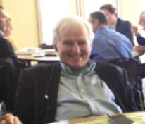 Father Séamus Finn, OMI